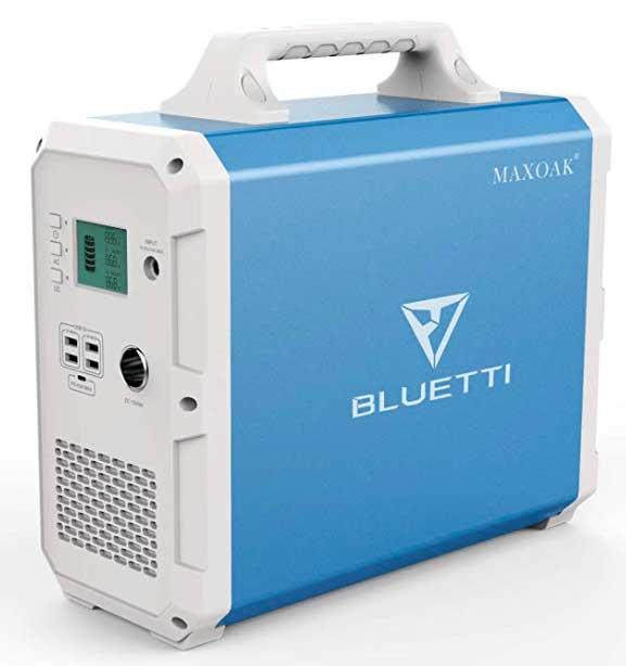 MaxOak EB150 Bluetti 1500wh