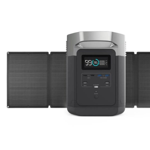 DELTA 1300 Packages + 1x 110W Solar Panel