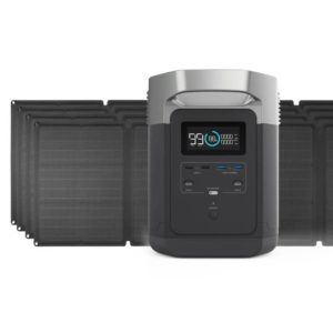 DELTA 1300 Packages 4x 110W Solar Panel