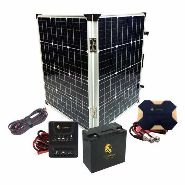 Lion Energy 400 Watt Beginner Solar Panel