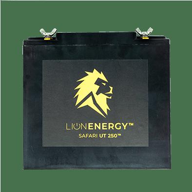 Lion Energy Safari UT 250 Lithium Ion