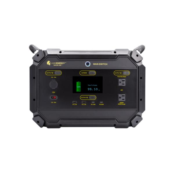 Lion Safari ME 2 Portable Power Sation