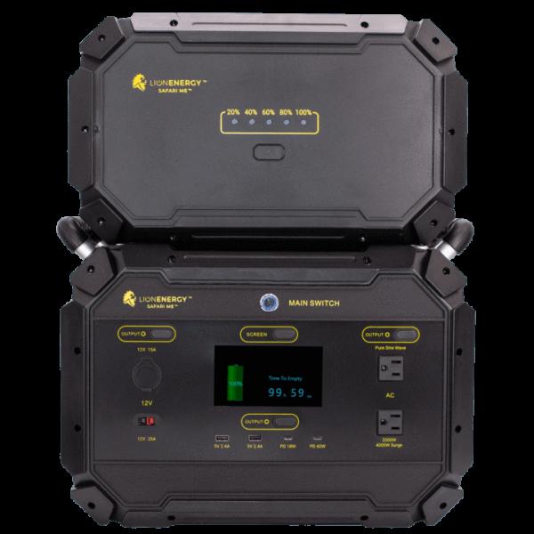 Lion Safari ME 3 Portable Power Sation