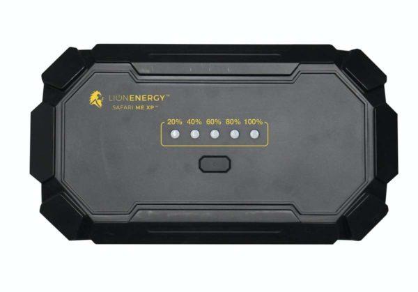 Lion Safari ME Expansion Battery Pack Portable