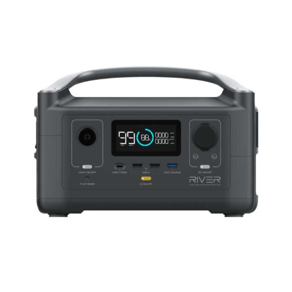 EcoFlow Delta 1800W And RIVER600
