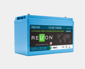 Re Lion 12V 100Ah LiFeP04 Battery RB100