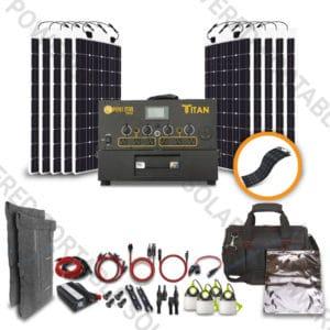 Titan 1000 Flexx Kit