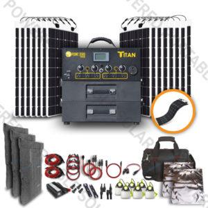 Titan+ 1500 Flexx Kit