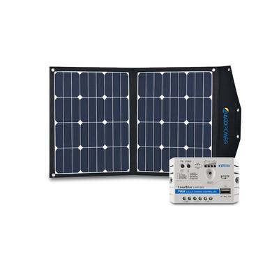 70W Portable Solar Suitcase with