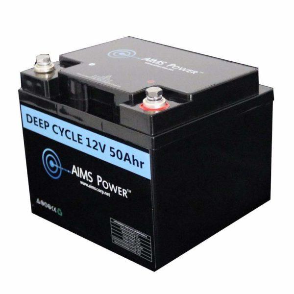 AIMS Power Lithium Battery 12V 50Ah |