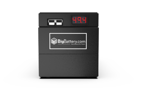 BigBattery 48V BDGR - NMC - 33AH