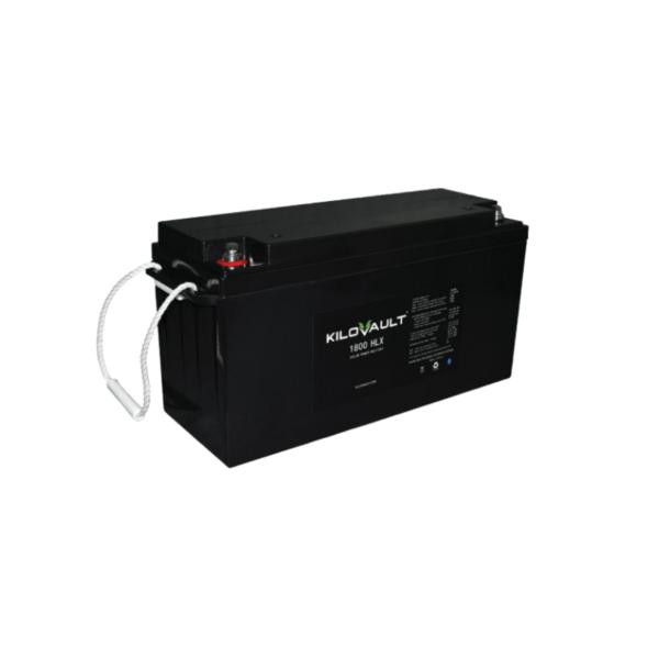 KiloVault 1800 HLX 1800Wh 12V 150Ah Lithium