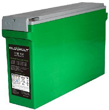 KiloVault 2100 PLC 2100Wh 180 Ah 12V