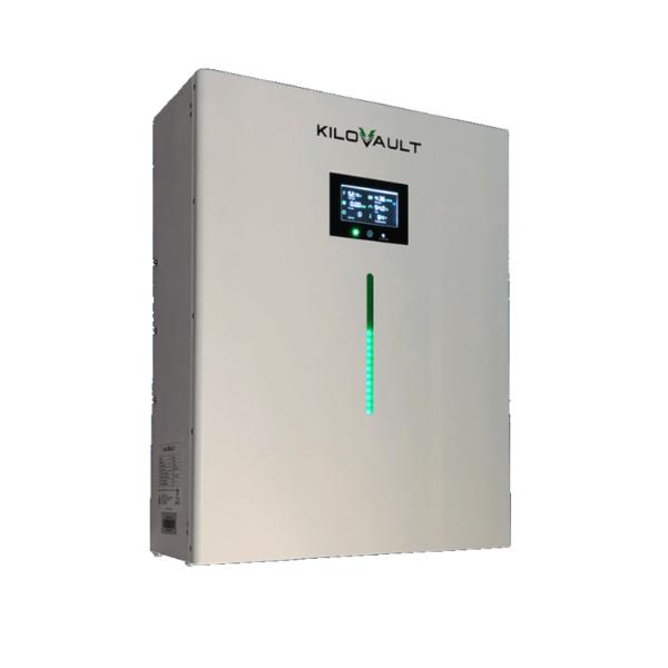 Kilovault HAB 7.5kWh 150Ah 48V Lithium Battery