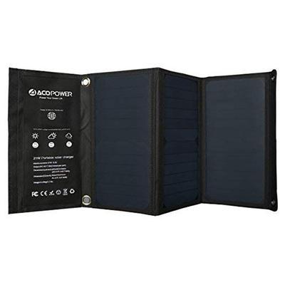 LTK 21W Foldable Solar Panel