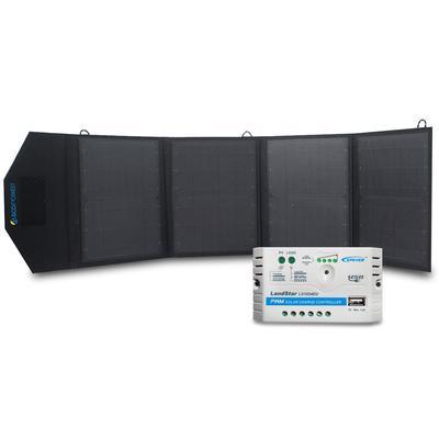LTK 50W Foldable Solar Panel