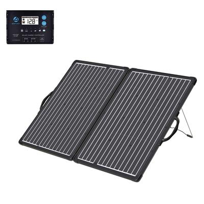 PLK 100W Portable Solar Panel