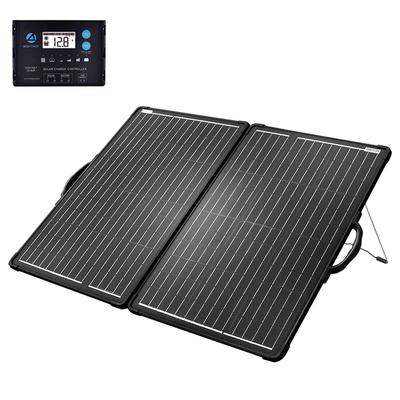 PLK 120W Portable Solar Panel