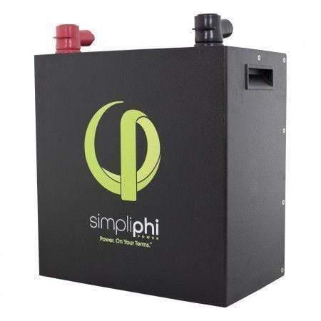 Simpliphi PHI 3.8 kWh 24V LFP Battery