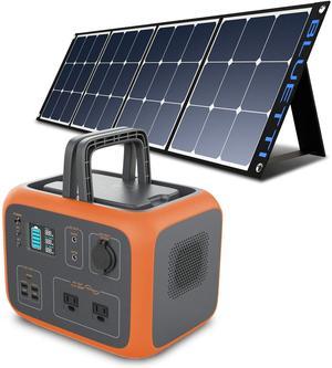 BLUETTI AC50S 500Wh + 1 Pcs Solar Panel 120W