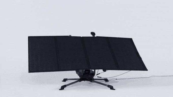 EcoFlow Solar Tracker