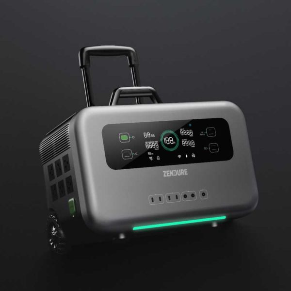 SuperBase Pro 2000W